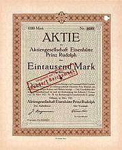 AG Eisenhütte Prinz Rudolph