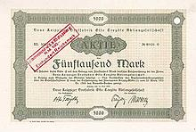 Neue Leipziger Brotfabrik Otto Treydte AG