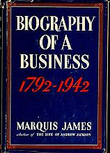 Biography Of A Business 1792-1942 - Insurance Company of North America