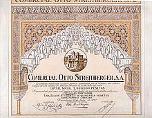 Comercial Otto Streitberger S.A.
