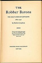 The Robber Barons - The Great American Capitalists (1861-1901)