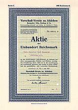 Vorschuß-Verein zu Alsleben Baumeier, Otto, Kieling & Co. KGaA
