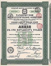 Soc. Métallurgique de Taganrog