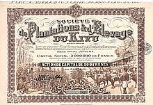 Soc. de Plantations & d'Elevage du Kivu S.A.