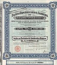 Banco Hypothecario e Agricola do Estado de Minas Geraes S.A.