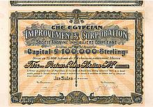 Egyptian Improvements Corporation S.A. Immobilière Egyptienne