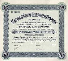 Marconi Radio Telegraph Co. of Egypt