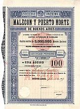 S.A. Malecon y Puerto Norte de Buenos Aires