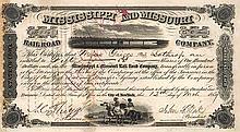 Mississippi & Missouri Railroad