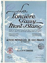 La Fonciere Passy Mont-Blanc S.A.