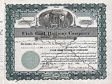 Utah (Coal) Railway