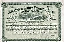 Northern Light, Power & Coal Co.