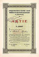 Allgemeine Gold- & Silberscheideanstalt
