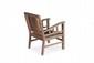 Francis JOURDAIN (1876-1958) Paire de fauteuils. Hêtre, cuir. 81 x 56 x 55 cm. Circa 1930.