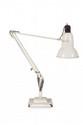 George CARWADINE (1887-1948) Suite de lampes de bureau anglepoise. Métal (systèmes électriques manquants). H. : 95 cm. Circa 1950.