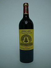 1 bouteille   CHÂTEAU ANGELUS 2004 GCC1A St Emilion