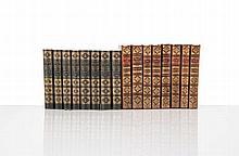 MOLIERE [POQUELIN Jean-Baptiste) dit] - Les Oeuvres de Monsieur de Molière Revues corrigées et augmentées [suivi de] Les Œuvres Posthumes de Monsieur de Molière.