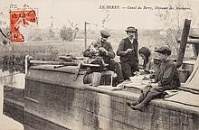 29 CARTE(S) POSTALE(S) AFFRANCHIE(S) (POSTCARDS - POST CARDS)SELECTION France