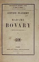 FLAUBERT (Gustave) - Madame Bovary. M?urs de province.