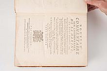 VAILIN (Josué) - Nouveau commentaire sur l'Ordonnance de la Marine du mois d'août 1681 [?] Nouvelle édition revue, corrigée & augmentée.