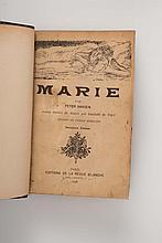 NANSEN (Peter) ? [BONNARD]. ? Marie. Dessins de Pierre Bonnard.