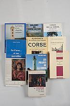 COLONNA D'ISTRIA (Jean et Robert) - Pruverbii di Corsica. Ajaccio, L'Ammaniti, 1996. in-16, 376p. Broché. Très bon état. Il est joint : CARABELLI de FOZZANO (Max) - Colomba de chair et de sang. Sofia, Livres Josette Rousseau, 1994. in-16, 210p.