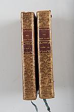 ARGENS (Jean Baptiste Boyer Marquis d') - OLIVET (Abbé d') - La Philosophie du Bon Sens, ou réflexion philosophique sur l'incertitude des connoissances humaines, à l'usage des Cavaliers & du Beau-Sexe. 8ème édition, corrigée, augmentée de deux