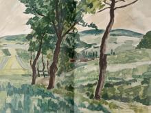 187 - BAUDELAIRE (Charles) - FINI (Léonor) - La Fanfarlo  La Diane Française, Paris, 1969. In-folio (37 x 29cm), en feuilles sous
