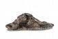 Théodore GERICAULT (1791-1824) Moribond. Etude pour le Radeau de la Méduse. Vers 1818-1819. Sculpture moulée en plâtre, recouverte d'un enduit gris. 11 x 34 x 13 cm Poids 1,05 kg. Expositions : Exposition Géricault. Au coeur de la création
