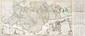 Carte de Provence et COMTAT VENAISSIN Novisima descriptio pontifi cii comitatus avenionensis et serenissimo sardinae régi subjecti comitatus niciensis. Très rare carte en couleurs avec les nomenclatures des villes. Vienne (Autriche), Studio et Opera