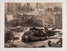 EDOUARD MANET (1832-1883)  Guerre civile