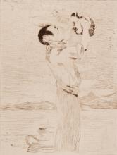 EDOUARD MANET (1832-1883)  Le buveur d'eau ou La re?galade