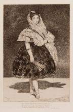 EDOUARD MANET (1832-1883)  Lola de Valence