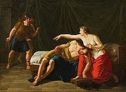 Jacques François AMAND (Goult 1730-Paris 1769).