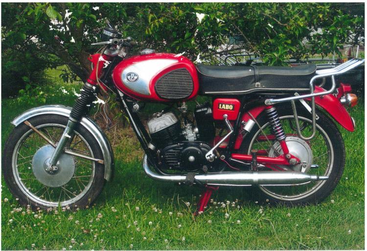 Pannonia 250 1970