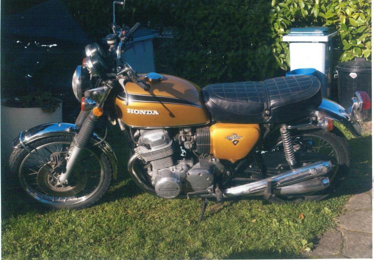 Honda CB750 K2 1973