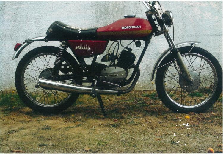 Moto Guzzi 50 1972
