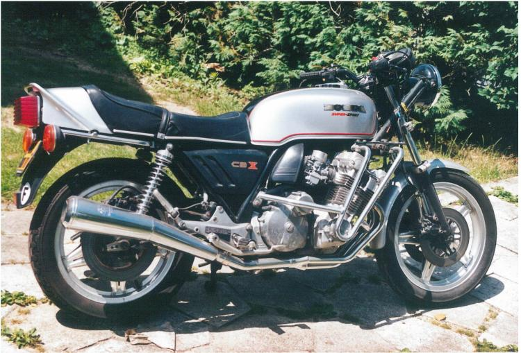 Honda 1000 CBX 1978