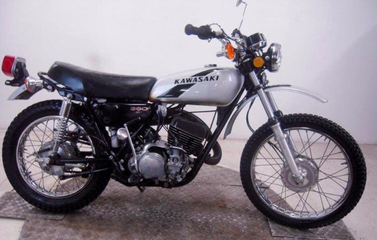 Kawasaki 350 Big Horn 1975