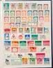 aLLemaGne, autriche :  timbres-poste neufs entre 1965/1985  (principalement sans charnière) dans  deux classeurs.
