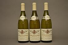 3 bouteilles CORTON CHARLEMAGNE (Grand Cru)  2009 Muskovac
