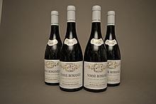 4 bouteilles VOSNE ROMANEE 2010 Mongeard-Mugneret