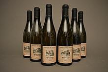 6 bouteilles MEURSAULT CLOS DE LA VELLE 2011 Darviot