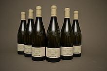 6 bouteilles MEURSAULT LES PELLANDS 2010 Domaine Olivier