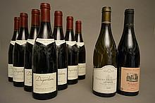 5 bouteilles MONTHELIE Rouge 2011 Domaine Dujardin  -  2 bouteilles MONTHELIE LES CHAMPS FULLIOTS Rouge (1er Cru) 2011 Domaine Dujardin  -  1 bouteille PULIGNY MONTRACHET LE TREZIN 2010 Domaine Larue  -  1 bouteille POMMARD LES CHANLINS 2011 Darviot