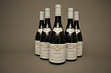 5 bouteilles FIXIN 2009 Mongeard-Mugneret
