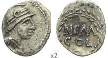 NEMAUSUS - 40 Av. JC.