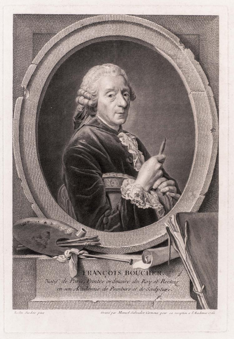 Manuel Salvador CARMONA. Francois Boucher.