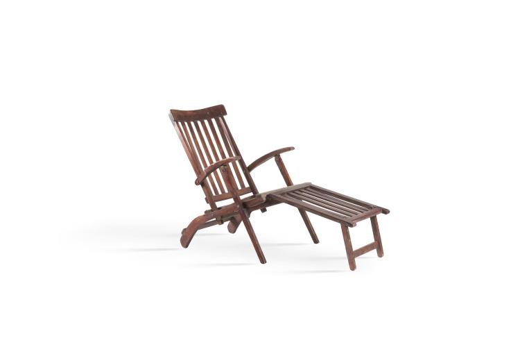 Paire de chaises longues bois - Plan de chaise longue en bois ...