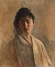 Isidore PILS (1813-1875), attribué à L'espagnole.